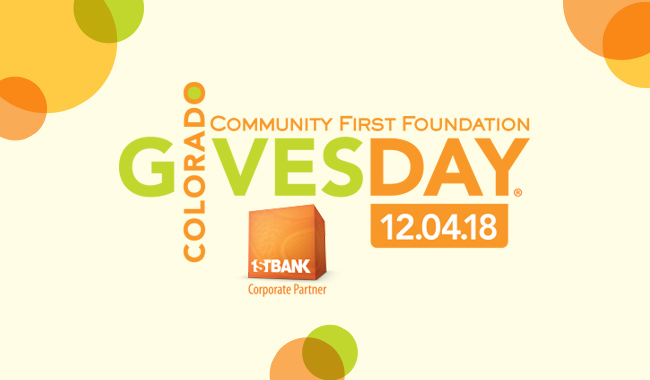 Colorado Give's Day
