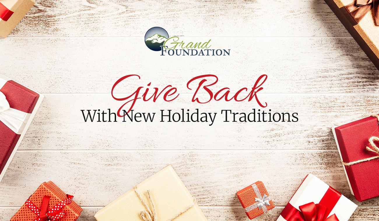 Four Holiday Swaps you Can Make to Give Back to Your Community