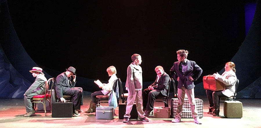 Youth Theatre at Rocky Mountain Repertory